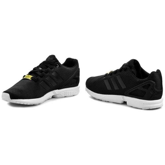 a4333f85 Buty adidas - Zx Flux K M21294 Black/FTWWhite - Sneakersy - Półbuty -  Damskie - www.eobuwie.com.pl