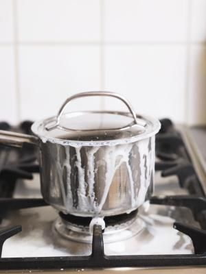 how to refinish stove grates home sweet home how to clean burners cleaning hacks gas. Black Bedroom Furniture Sets. Home Design Ideas