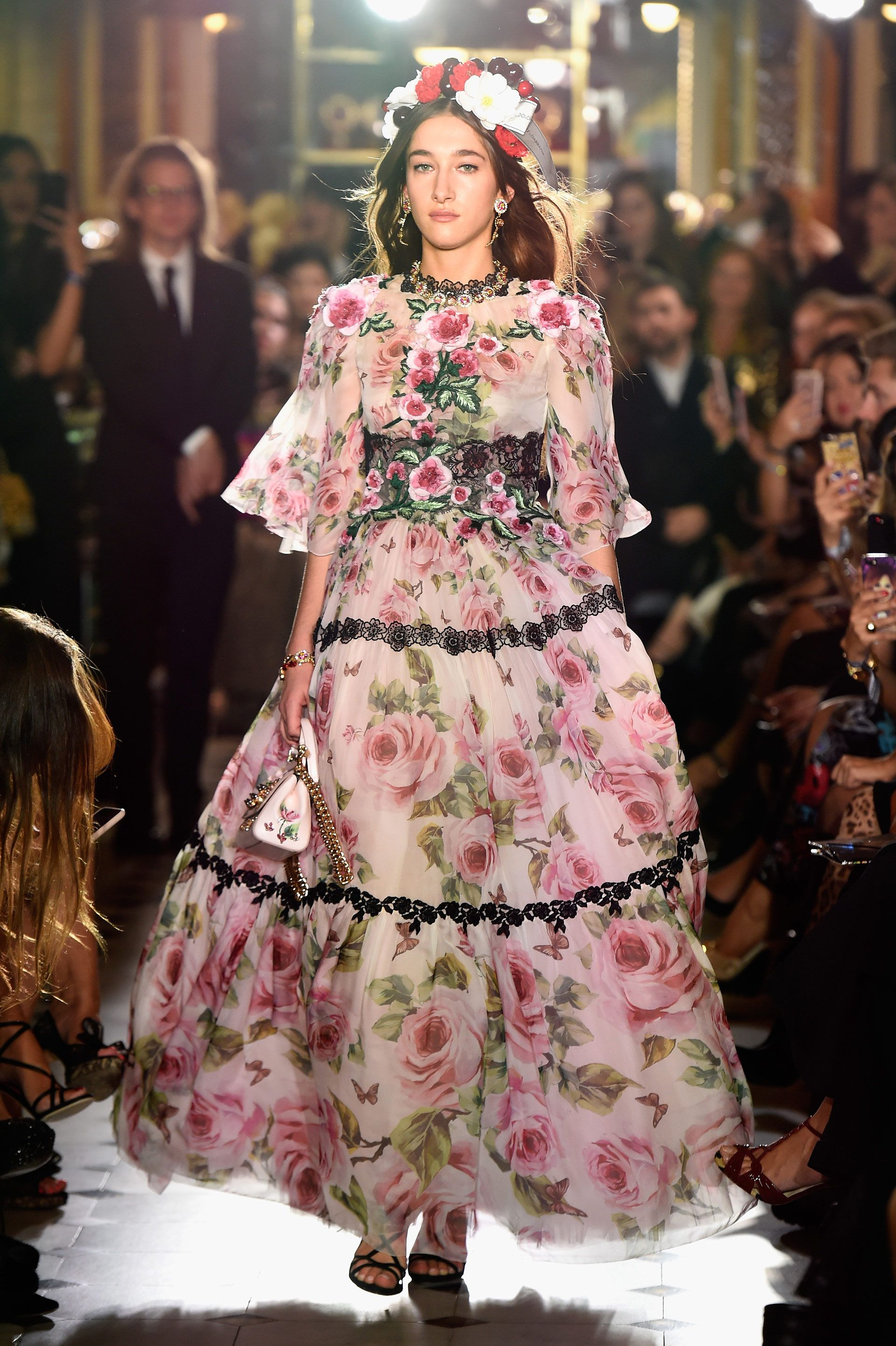 Scopri tutti i dettagli della sfilata Dolce & Gabbana per il Natale ...