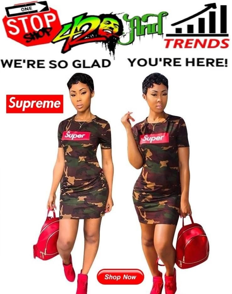 Supreme Women Dress in 2019  4d8d77bc5789