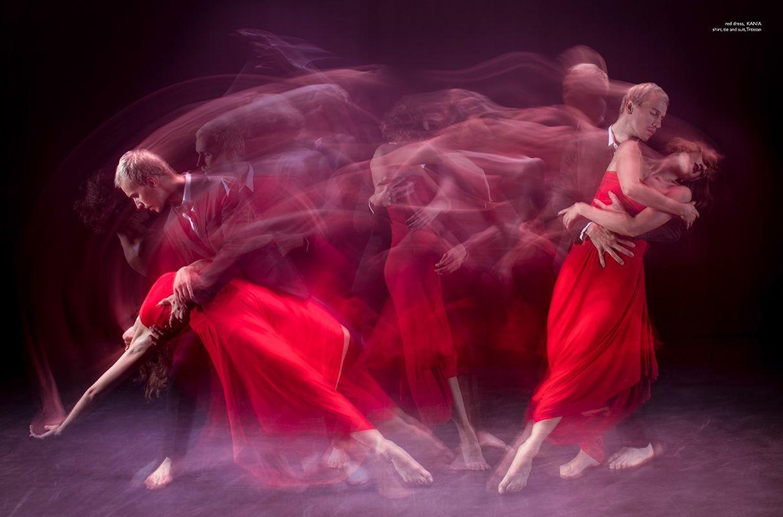 Suzy Johnston + Associates   Benjamin Von Wong #ballet #vonwong #dance #fashion #dress