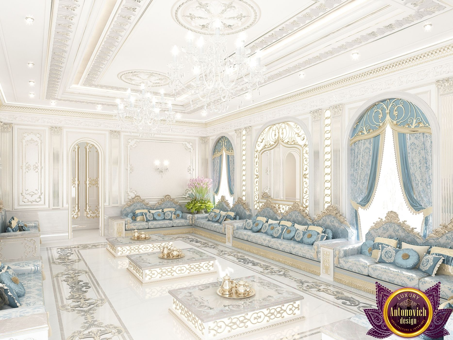 Villa interior design in dubai luxury villa dubai photo for Villa interior design pdf