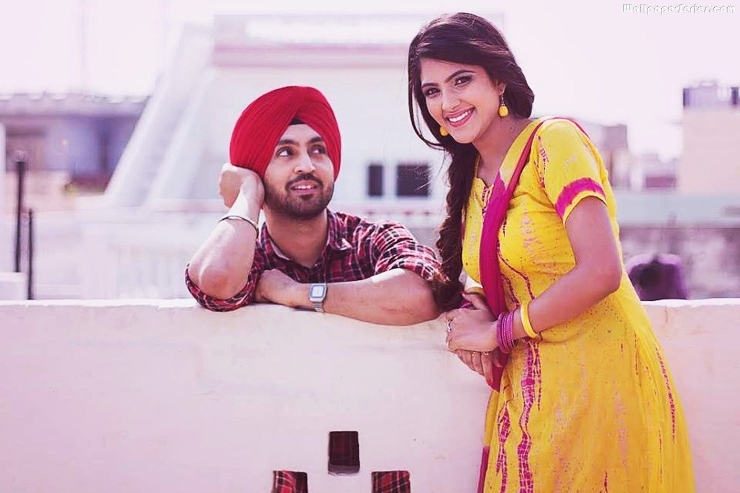 Punjabi Couple Wallpapers Hd Pictures One Hd Wallpaper Punjabi Couple Wedding Songs Boy And Girl Wallpaper