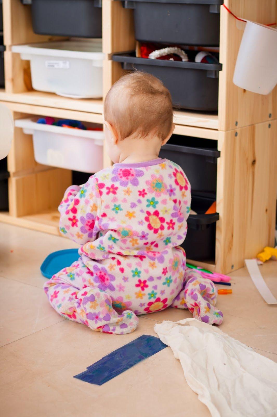 3 7 Desarrollo Bebés Por Etapas Bebe Montessori Montessori Bebé