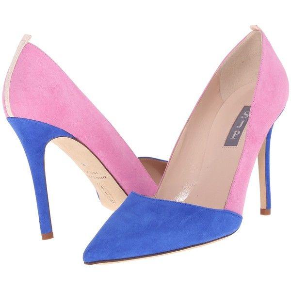 Blue suede shoes · SJP by Sarah Jessica Parker Rampling ...