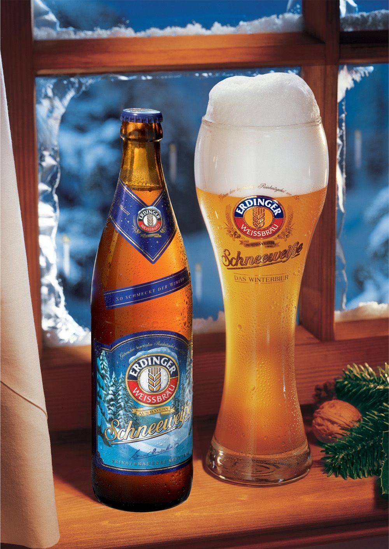 Erdinger Weissbräu Erdinger Schneeweiße 5,6% pullo ...