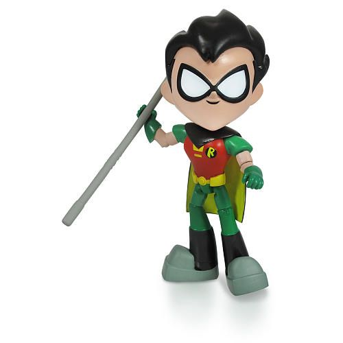 Teen Titans Toys Action Figures : Teen titans inch figure robin jazwares toys quot r us