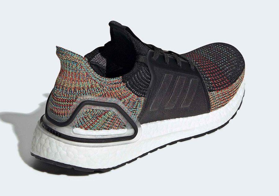 ᐅ adidas UltraBOOST 19 – Multicolor | Turnschuhe, Schuhe
