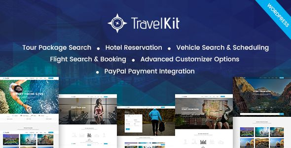 Free Download Travelkit - The Full-fledged Tour & Travel