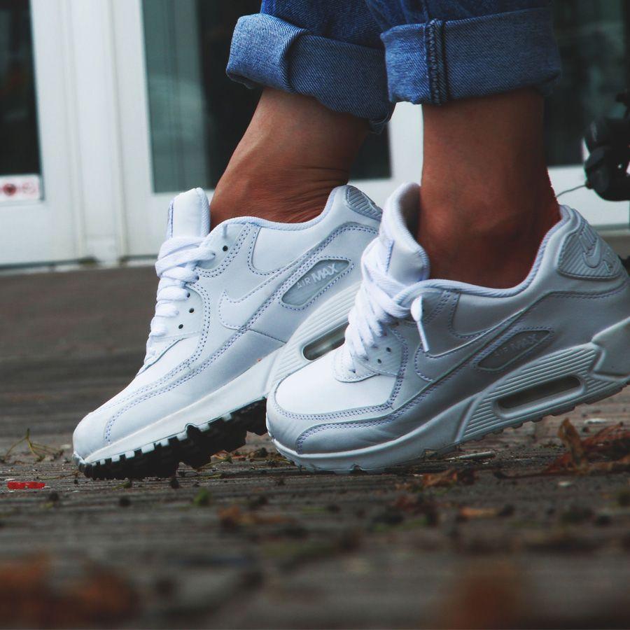 nike air max 90 womens premium white camo nmds adidas girls