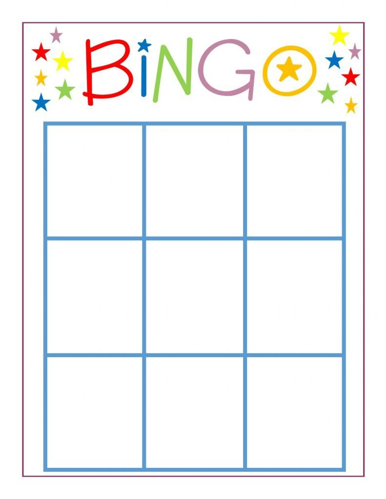 Family game night bingo lula pinterest family games for 4x4 bingo template