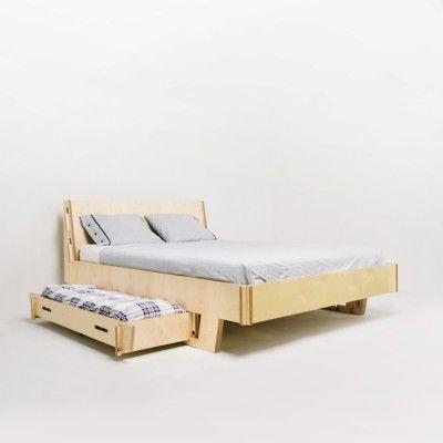 bett lasse m bel pinterest bett holz podestbett und bett. Black Bedroom Furniture Sets. Home Design Ideas