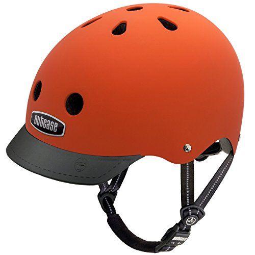 Nutcase  Street Bike Helmet Fits Your Head Suits Your Soul  Dutch Orange Matte Large >>> You can get additional details at the image link.
