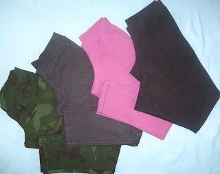 Leg em diversas cores por R$30 no www.triclick.com.br no Blog do TriClick - Tudo em 3 Clicks
