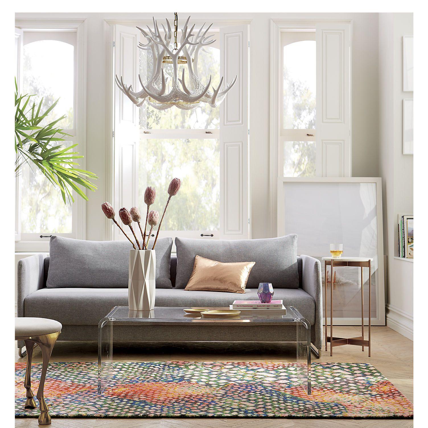 Best Peekaboo Acrylic Coffee Table Reviews Room Decor 640 x 480