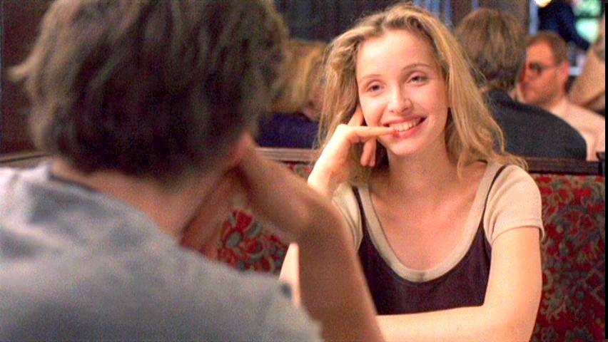 Before Sunrise Adoro Essa Cena Com Imagens Julie Delpy