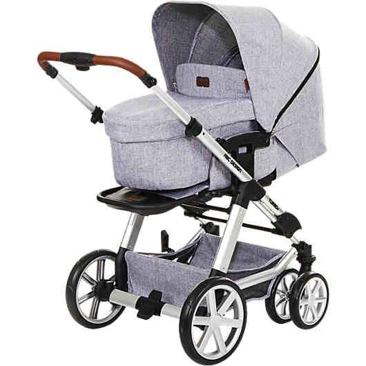Der Praktische Und Benutzerfreundliche Kombi Kinderwagen Turbo 6
