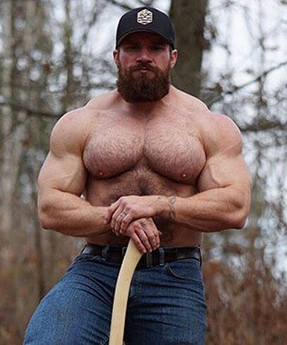 Leathersubverscub Muscular Men