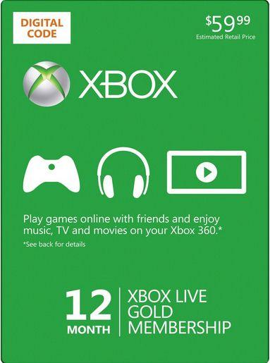 Xbox Live Codes Generator Free Download - Free Gold Memberships