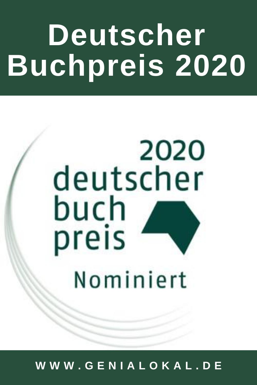 Buchpreis 2020 Bucher Deutscher Buchpreis Deutsche Bucher