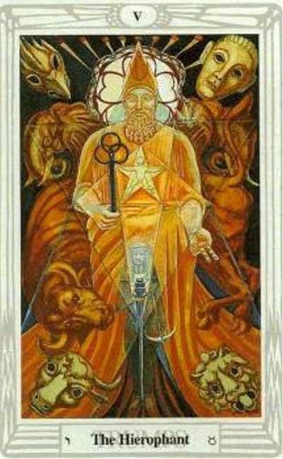 Thoth Fortune Tarot Card Tutorial: Tarot Notes: A Journey Through My Tarot