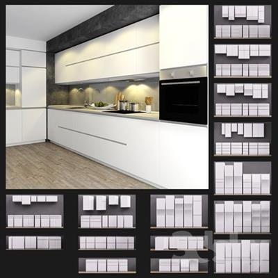 Download 3D Model Ikea Kitchen Method Nodsta Free