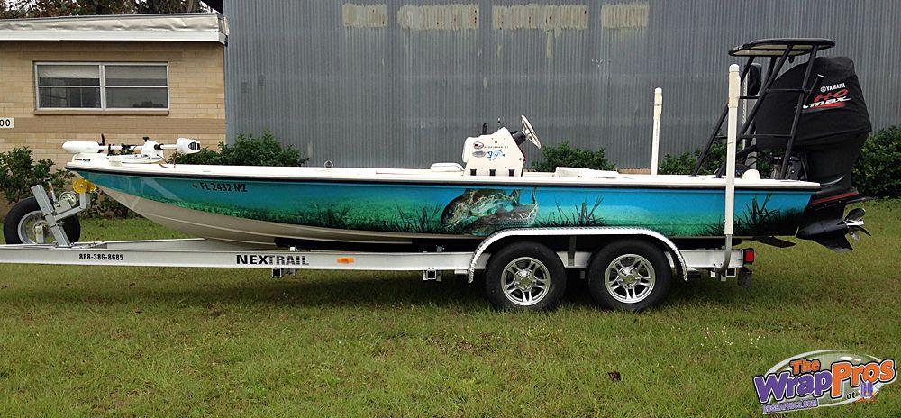 Vinyl Vehicle Wraps Portfolio Bb Graphics The Wrappros Car Wrap Boat Wraps Ocala Florida