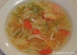 Сельдереевая диета и сельдереевый суп