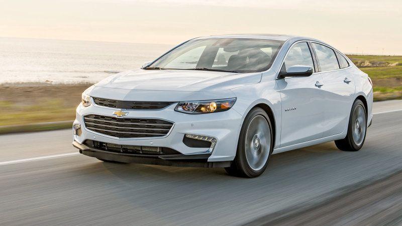 2018 Chevrolet Malibu Buyer S Guide Specs Safety Fuel Economy