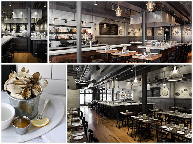 The Oyster House Oyster House Bistro Restaurant Cafe Interior Design