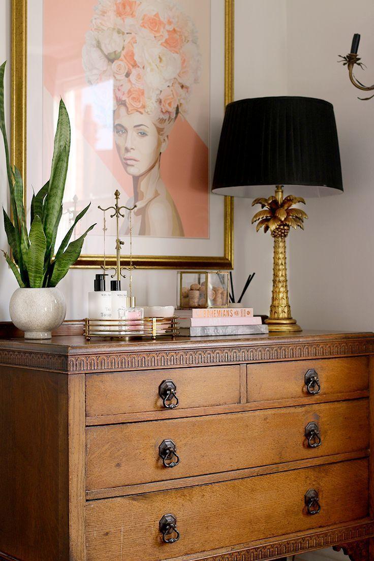 Photo of Wie man eine Kommode im Schlafzimmer stylt – Ohnmacht würdig – Einrichtungsstil