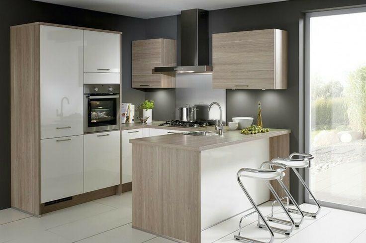Kleine keuken met bar kitchen kitchen kitchen