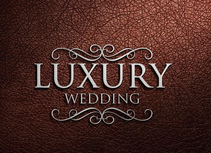 design a luxurious brand logo by tinakhan