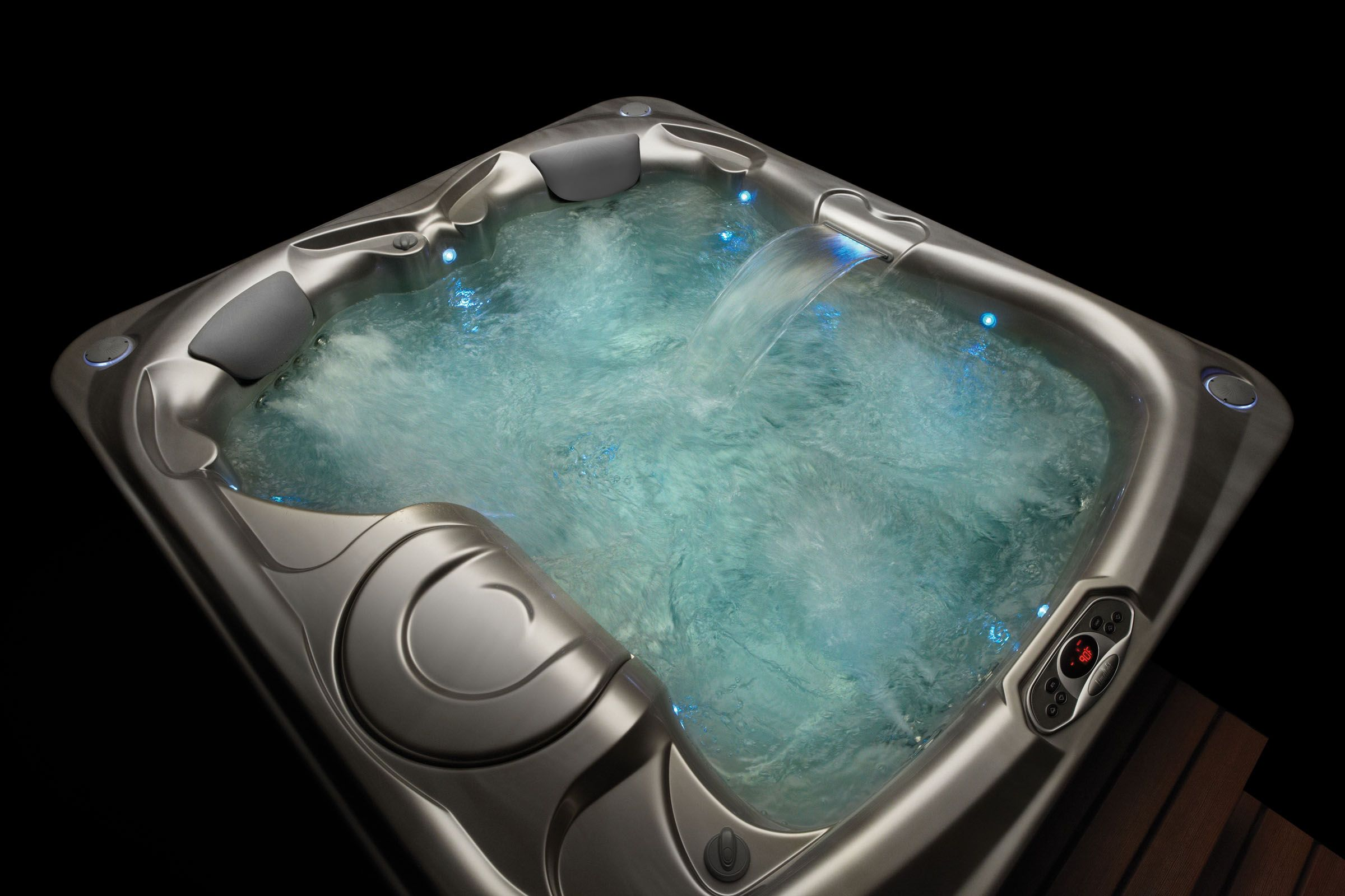 Beam Four Person Small Hot Tub Reviews And Specs Spring Spa