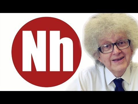 Nihonium new element periodic table of videos youtube nihonium new element periodic table of videos youtube urtaz Image collections