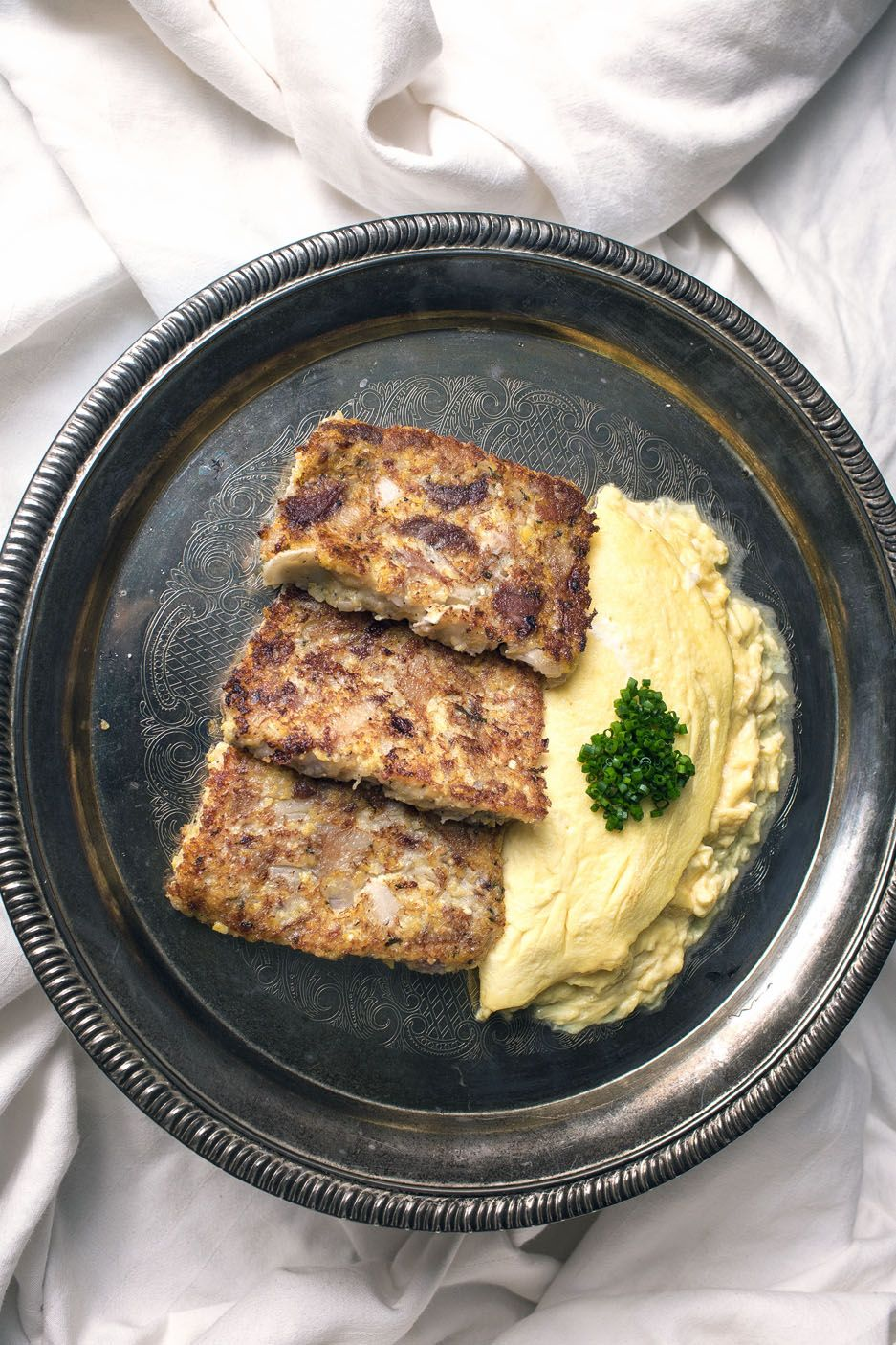 Pig's Head Scrapple | Pork recipes, Processed meat, How to ...