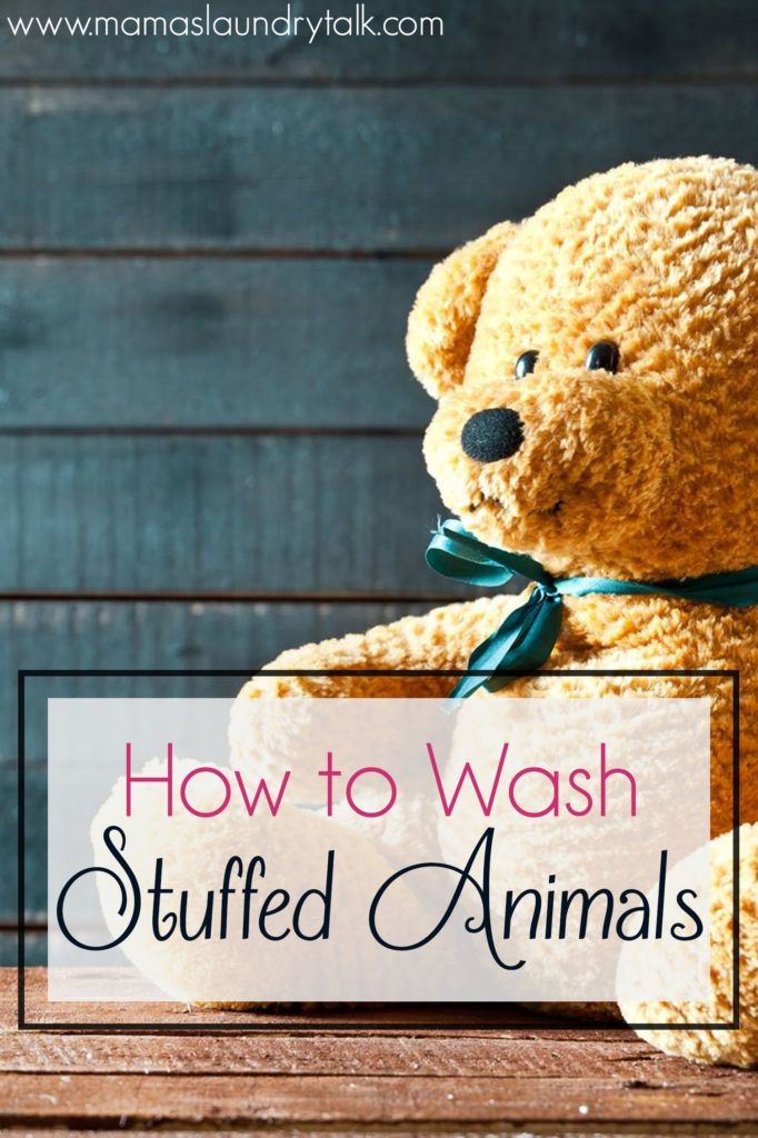 Can You Wash Stuffed Animals In The Washing Machine Find Out How To Wash Stuffed Animals Safely And Effectively With This Step By Step Guide Washing Stuffed Animals Clean Stuffed Animals Animals