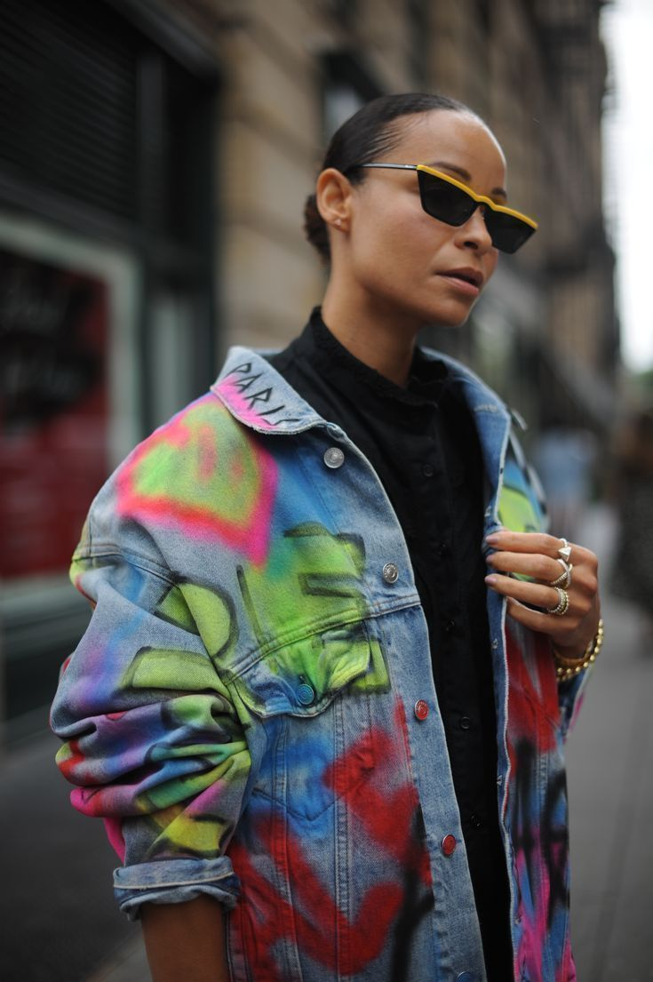 I had several looks that I stepped out in for in-between moments and shows that I would totally rock in everyday life. So without further ado, here are three NYFW looks that are absolutely rock-able in for normal occasions. #fashion #style #streetstyle