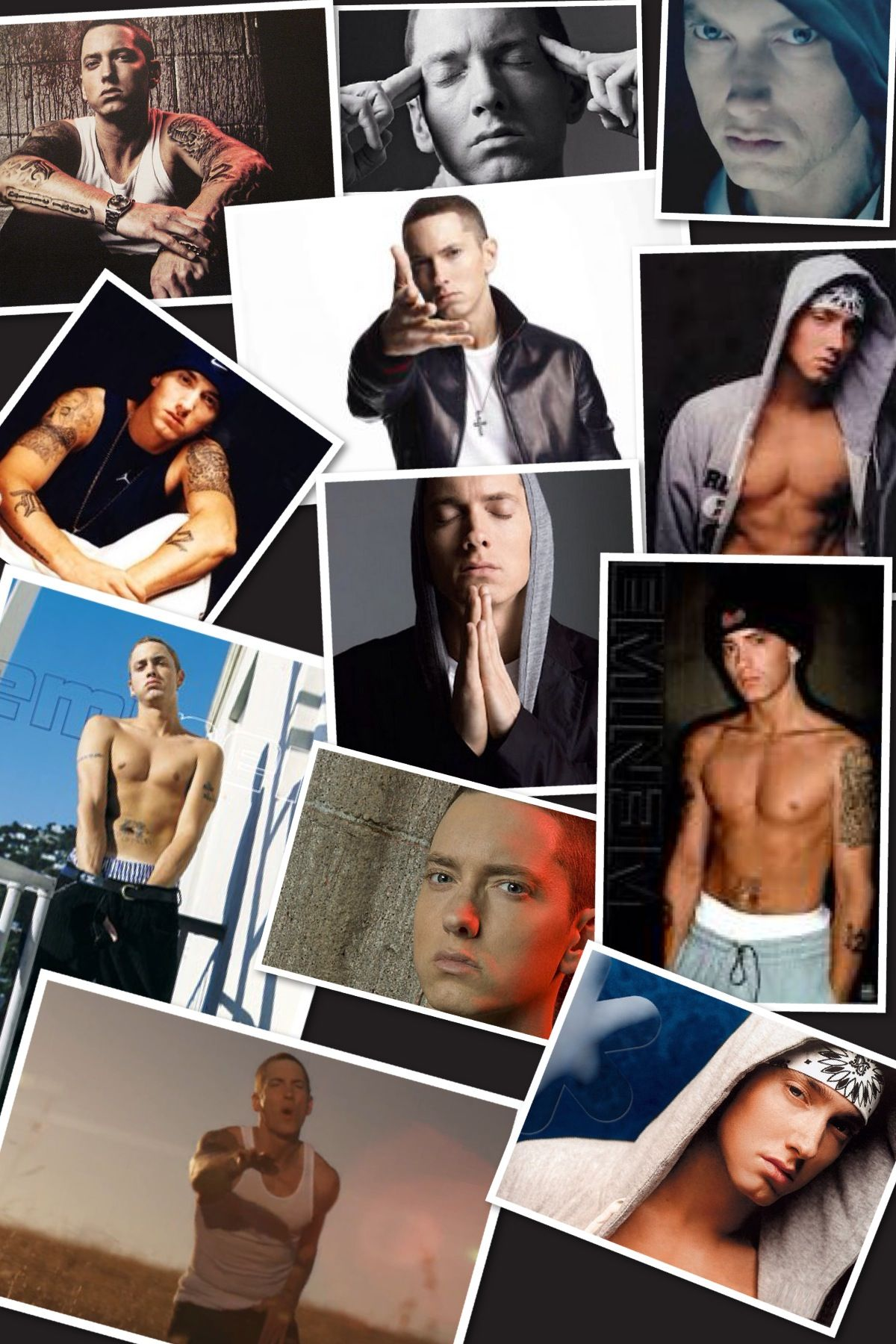 My collage for my true love❤❤❤❤EMINEM