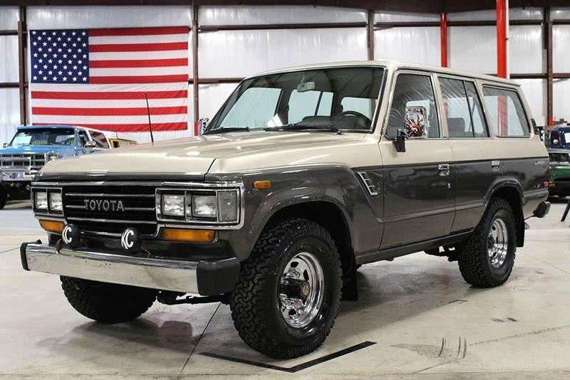 1989 Toyota Land Cruiser Found On Carsforsale Com Land Cruiser Toyota Land Cruiser Land Cruiser Models