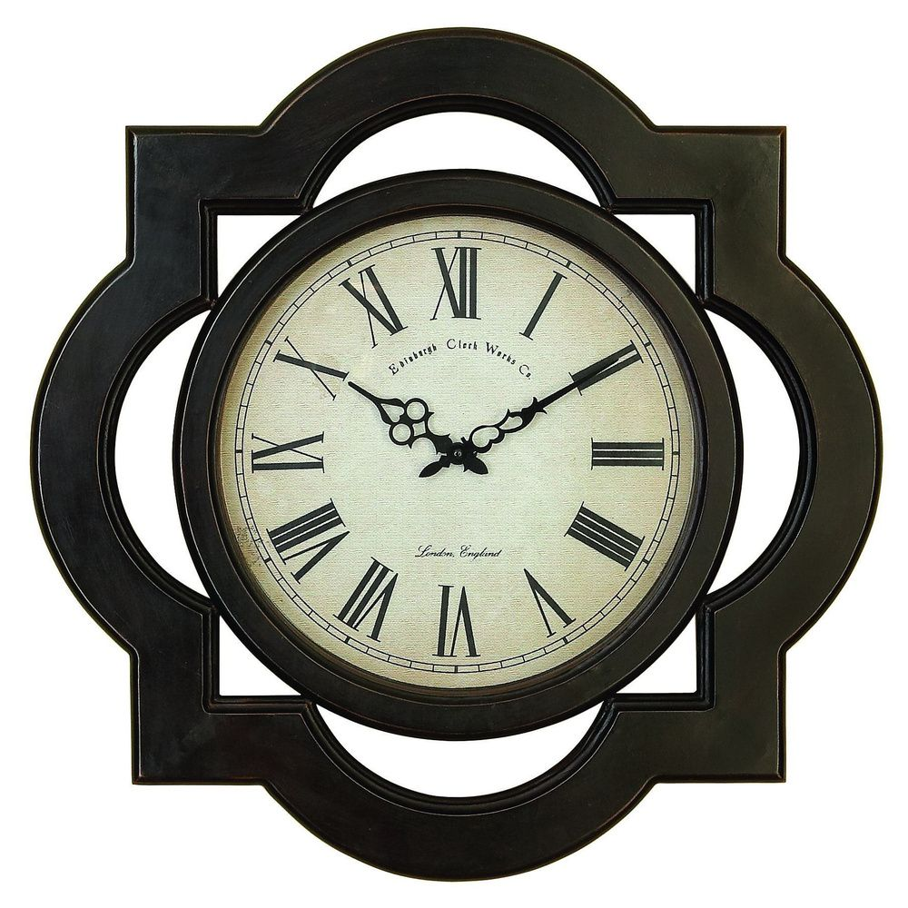Overstock Com Online Shopping Bedding Furniture Electronics Jewelry Clothing More Traditional Wall Clocks Wall Clock Large Wall Clock