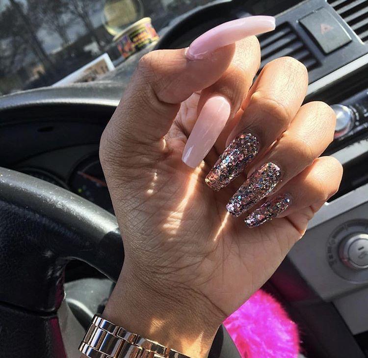 Pin de Whestcoast 🍑 en nails | Pinterest | Diseños de uñas, Unas ...