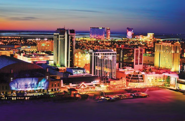 The Jersey Shore Play In The Sand Or On The Boardwalk In Fun Loving Beach Towns Visittheusa Atlantic City Travel Atlantic City Nightlife Atlantic City