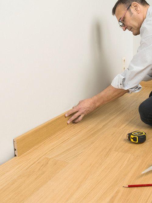 C mo instalar suelo laminado como un profesional ideas decoraci n pinterest suelo laminado - Como poner suelo laminado ...