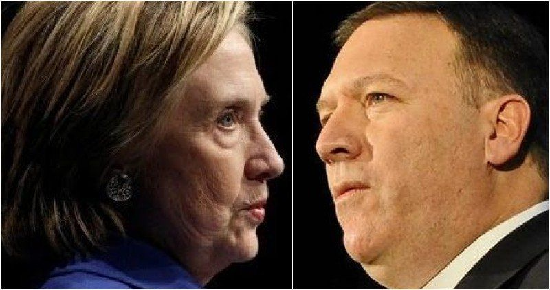 Hillary's BUSTED, New CIA Director Has Power To Get Her On One HUGE Thing
