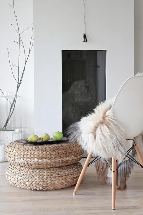 10 Bonnes Raisons D Integrer Des Poufs Et Des Jetes Chez Vous Huisdesign Design Woonkamers Huis Interieur Design