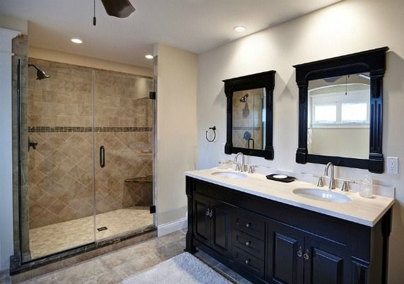Exceptionnel (2) When Remodeling A Master Bathroom What Is More Important For Resale  Value, Having Two Sinks, Or Having A Separate Shower And Tub?   Quora