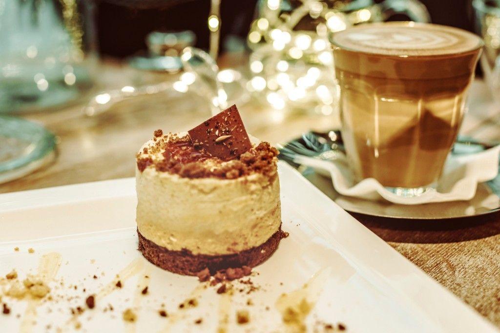 Spekulatius-Mousse-Törtchen: Dessert für Weihnachten