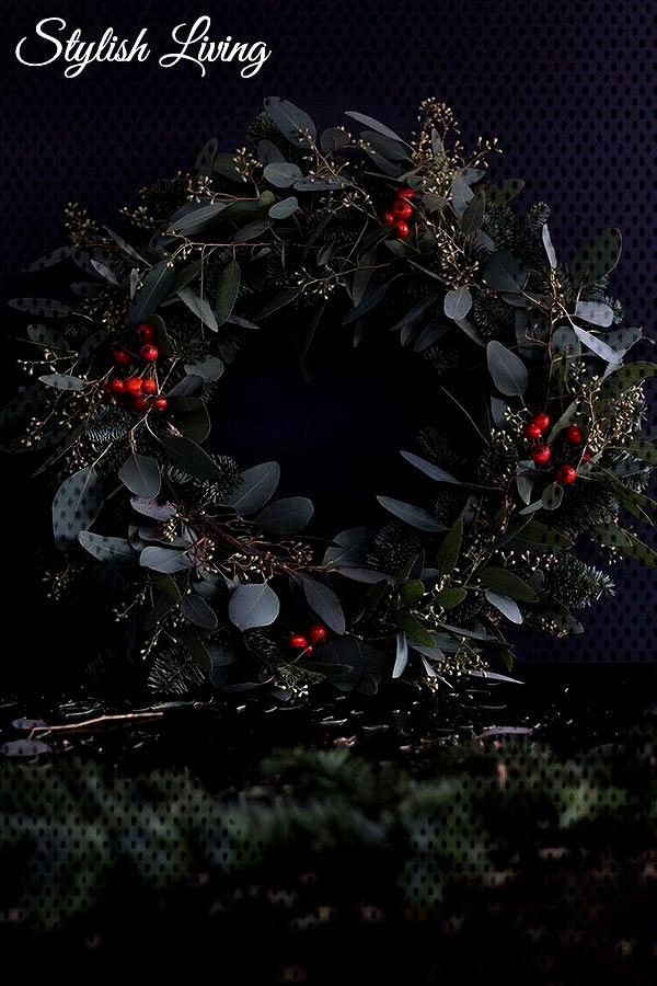Great Pic Eucalyptus Wreath winter Thoughts This particular DIY eucalyptus wreath is the perfect fo