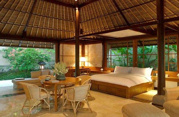 luxury balinese suite